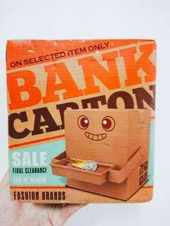 🚚 紙箱存錢桶 存錢筒 儲金箱