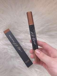 Clio tinted tattoo kill brow korean makeup eyebrow pencil mascara 02  #xmas50