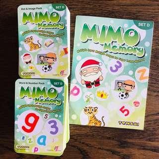 MIMO Memory Set D