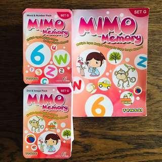 MIMO Memory Set G