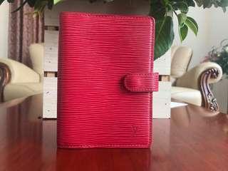 Louis Vuitton Agenda Medium Cover/Notebook