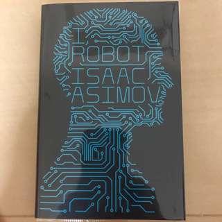 I, Robot by Issac Asimov (HCI Sec 1 booklist 2018)