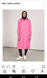 Hodie dress merk hatta co