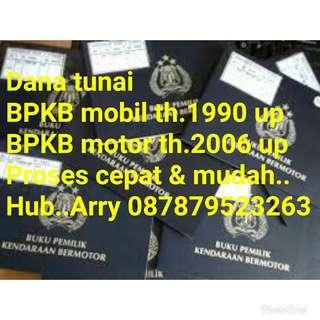 Pinjaman dengan jaminan BPKB kendaraan