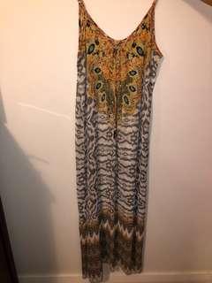Kaftan Singlet Dress - Camilla style