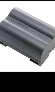 genuine Olympus BLM-1  Li-Ion Rechargeable Battery