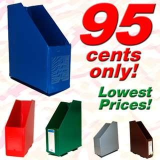 File Holder *CLEARANCE SALE! Lowest Cheapest Prices offer less than $1 now! ONLY 95 cents!*