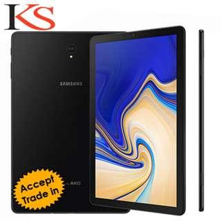 (Sold Out)SAMSUNG TAB S4 10.5 Wifi 64GB/4GB T830 + Free Original Book Cover {1 YEAR LOCAL WARRANTY}
