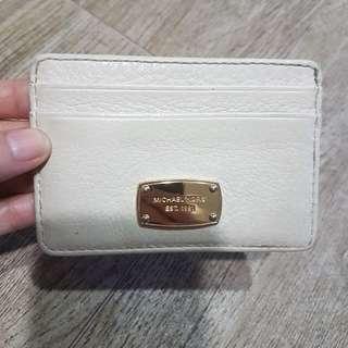 Preloved Michael Kors Card Holder