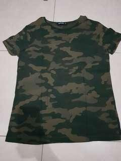 #onlinesale Army top