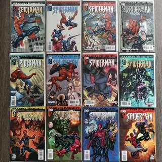 Marvel Knights : Spider-Man Comics