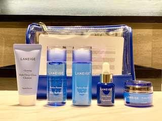 Laneige 旅行套裝 Perfect Renee Anti-Aging Trial Pouch