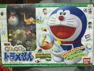 Gacha doraemon Chogokin Bandai popy