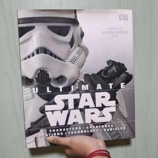 320pg Hard Cover Ultimate Star Wars Guide