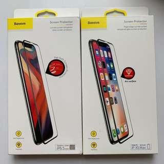 Baseus screen protector for Iphone XS Max (2pcs)