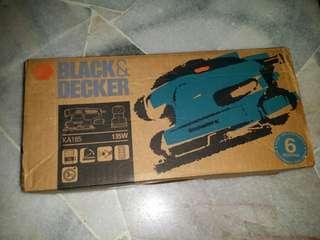 Black & Decker KA185  orbital sander