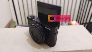 Sewa kamera Sony Rx1000miii