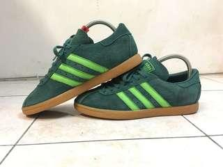 Adidas Tobacco 7uk Rare Green Colour