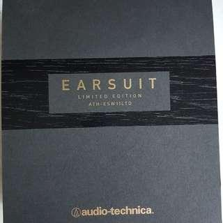 ATH-ESW11LTD *New*!! Audio Technica Limited Series from 2013