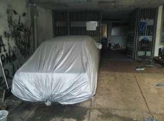 Cover body sedan medium