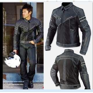 Riding Jacket Komine (Water Proof)