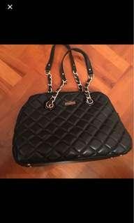Kate spade handbag, Furla, Longchamp