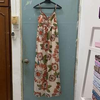 Nichii Flowery Dress