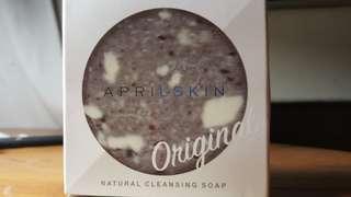 April Skin Natural Cleansing Soap