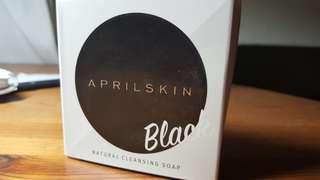 April Skin Signature Soap (Black)