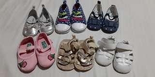 ⚠️⚠️REPRICED⚠️⚠️BABY SHOES (SIZE S,20,21)