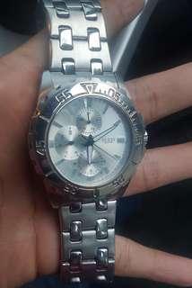 TURUN HARGA GUESS watch for man watch ORI 100%