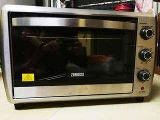 Zanussi 56L Electric Oven