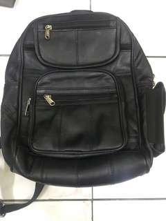 Leather Genuine women bag