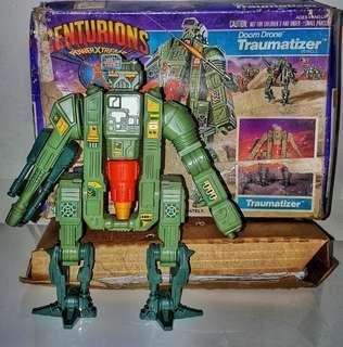 vintage kenner centurion traumatizer jadul super langka