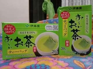 🇯🇵🇯🇵Japan's ITO EN Oi Ocha Green Tea