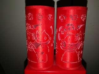 Chinese Traditional Bedside Lamp