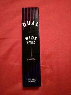 Mascara Dual wide eyes
