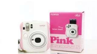 #十二月良品半價 近全新富士Mini 25 拍立得相機 夢幻粉 fujifilm富士instax mini25