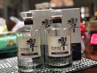Empty Hibiki Bottle *update 25th dec