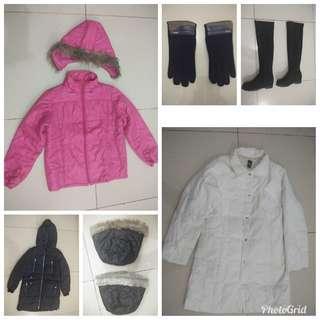 Sewa pakaian winter