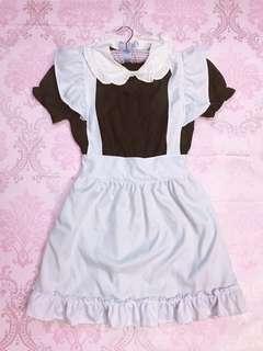 Maid lolita costume