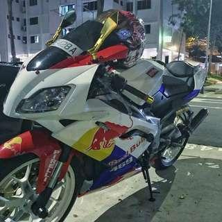 Red Bull fairing
