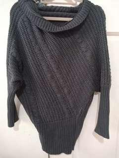 Imported sweater made in Korea
