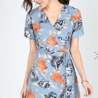 Love Bonito Irenke Printed Dress