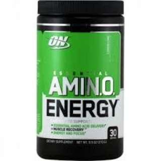 Optimum Nutrition Essential Amino Energy 30 Servings