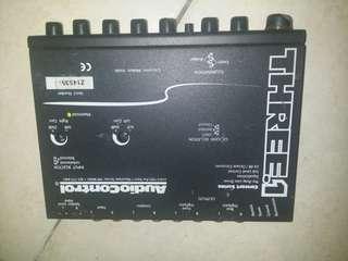 Audio Control three.1 preamp