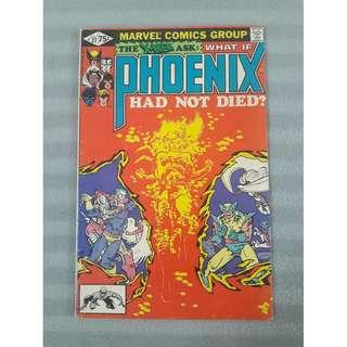 What If? #27 - Phoenix Had Not Died?