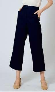 Our second nature broad hem pants