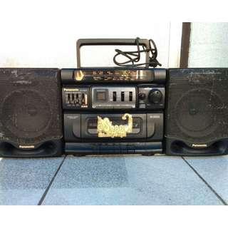 Panasonic Cassette (FM/AM)
