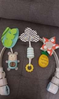 Taf - stroller toys tropical orchestra arch - Baby Toys